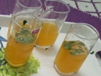 Sparkling Mango (Mango Juice &Amp; Shakes) - Plattershare - Recipes, Food Stories And Food Enthusiasts