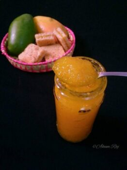 Mango Jam - Plattershare - Recipes, Food Stories And Food Enthusiasts