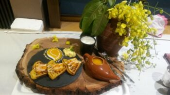 Mango Waffle - Plattershare - Recipes, Food Stories And Food Enthusiasts