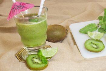 Kiwi Lemonade - Plattershare - Recipes, Food Stories And Food Enthusiasts