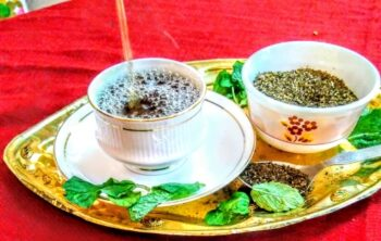 Slimming Green Tea And Mint - Plattershare - Recipes, Food Stories And Food Enthusiasts