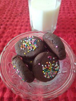 Ragi Chocolate Cookies - Plattershare - Recipes, Food Stories And Food Enthusiasts