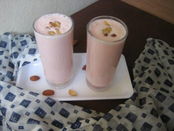 Rooh Afza Lassi - Plattershare - Recipes, Food Stories And Food Enthusiasts