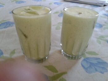 Chutney Lassi - Plattershare - Recipes, Food Stories And Food Enthusiasts