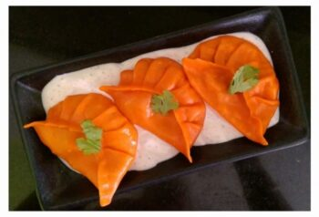 Carrot And Paneer Momos - Plattershare - Recipes, Food Stories And Food Enthusiasts