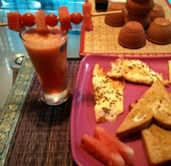 Summer Side Up With Watermelon - Plattershare - Recipes, Food Stories And Food Enthusiasts