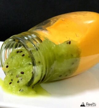 Mango And Kiwi Smoothie - Plattershare - Recipes, Food Stories And Food Enthusiasts
