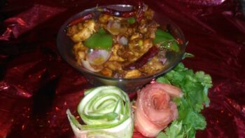 Kung Pao Chicken - Plattershare - Recipes, Food Stories And Food Enthusiasts