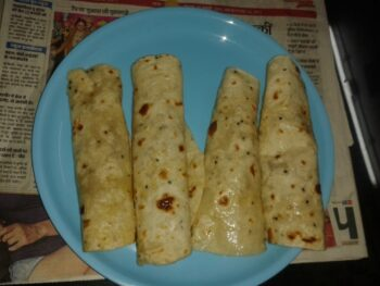 Chicken Wrap - Plattershare - Recipes, Food Stories And Food Enthusiasts