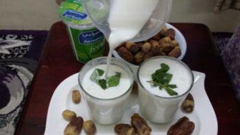 Ayran/Laban (Savoury Yogurt Drink) - Plattershare - Recipes, Food Stories And Food Enthusiasts