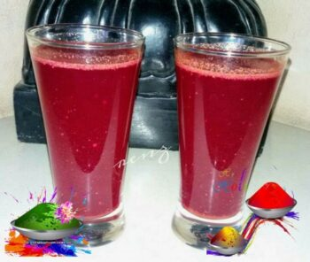 Beetroot Carrot Kanji - Plattershare - Recipes, Food Stories And Food Enthusiasts