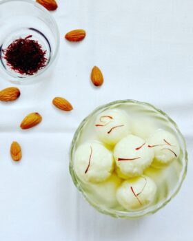 Rasagulla Recipe (Indian Cottage Cheese Dessert) - Plattershare - Recipes, Food Stories And Food Enthusiasts