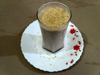 Healthy Almond, Pistachio Milkshake - Plattershare - Recipes, Food Stories And Food Enthusiasts