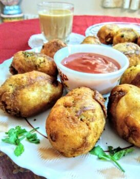 Stuffed Potato Bread Roll - Plattershare - Recipes, Food Stories And Food Enthusiasts