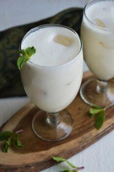 Tender Coconut Milk Shake - Plattershare - Recipes, Food Stories And Food Enthusiasts