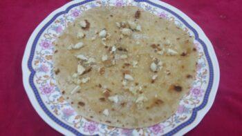 Ghee Shakkar Roti - Plattershare - Recipes, Food Stories And Food Enthusiasts