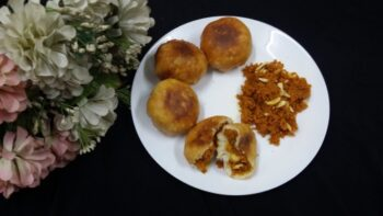 Fried Sweet Buns.. - Plattershare - Recipes, Food Stories And Food Enthusiasts