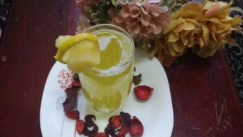 Pineapple Lemonade - Plattershare - Recipes, Food Stories And Food Enthusiasts