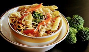 Pasta Primavera - Plattershare - Recipes, Food Stories And Food Enthusiasts