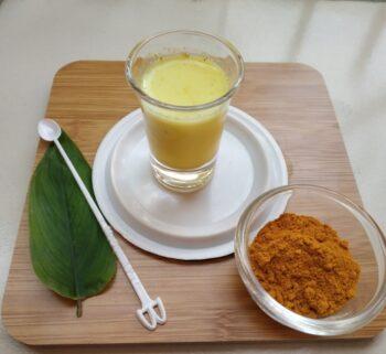 Turmeric Latte - Plattershare - Recipes, Food Stories And Food Enthusiasts