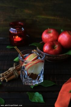 Apple Cinnamon With Apple Cider Vinegar Water To Reduce Belly Fat - Plattershare - Recipes, Food Stories And Food Enthusiasts