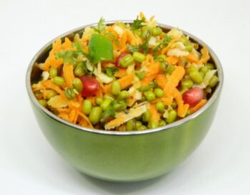 Green Gram Lentil And Gooseberry Salad - Plattershare - Recipes, Food Stories And Food Enthusiasts