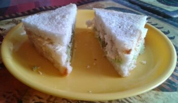Club Sandwich - Plattershare - Recipes, Food Stories And Food Enthusiasts