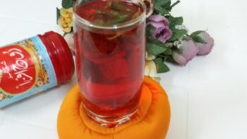 Sherbet E Roohafza - Plattershare - Recipes, Food Stories And Food Enthusiasts