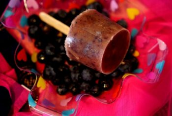 Bluebrerry Popsicle - Plattershare - Recipes, Food Stories And Food Enthusiasts