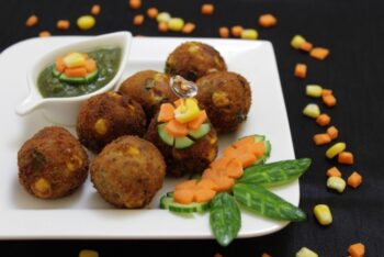 Veggie Power Balls - Plattershare - Recipes, Food Stories And Food Enthusiasts