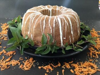 Amaranth Carrot Cake - Plattershare - Recipes, Food Stories And Food Enthusiasts