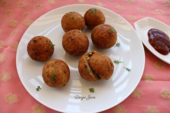 Veggie Rich Protein Balls - Plattershare - Recipes, Food Stories And Food Enthusiasts