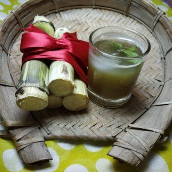 Sugarcane Juice - Plattershare - Recipes, Food Stories And Food Enthusiasts