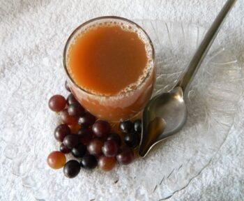 Panneer Grapes &Amp; Sarsaparilla Summer Cooler - Plattershare - Recipes, Food Stories And Food Enthusiasts