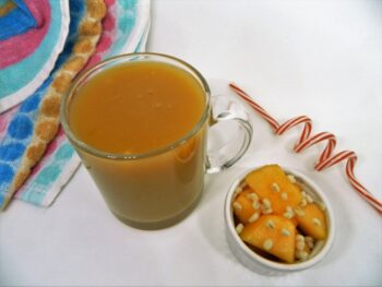 Barley Muskmelon Summer Cooler - Plattershare - Recipes, Food Stories And Food Enthusiasts