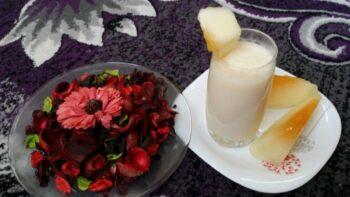 Musk Melon Splash - Plattershare - Recipes, Food Stories And Food Enthusiasts