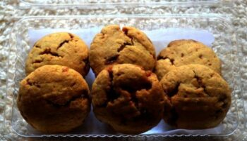 Whole Wheat Jaggery Cookies - Plattershare - Recipes, Food Stories And Food Enthusiasts