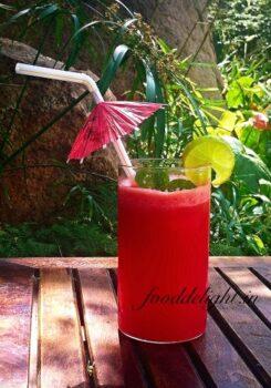 Watermelon Lemonade - Plattershare - Recipes, Food Stories And Food Enthusiasts