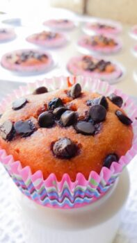 Eggless No Oil Simple Watermelon Cupcakes - Plattershare - Recipes, Food Stories And Food Enthusiasts