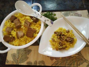 Jackfruit Rice - Plattershare - Recipes, Food Stories And Food Enthusiasts