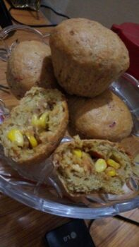 Beetroot Bread Muffins - Plattershare - Recipes, Food Stories And Food Enthusiasts