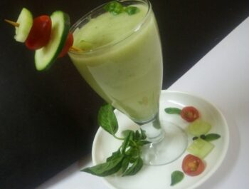 Spiced Cucumber And Raw Mango Recipe - Plattershare - Recipes, Food Stories And Food Enthusiasts