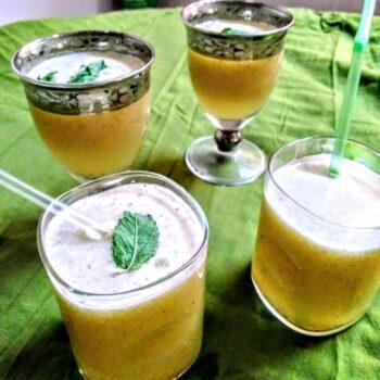 Kairi Ka Pani ( Aam Panna ) - Plattershare - Recipes, Food Stories And Food Enthusiasts