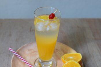 Orange Mocktail - Plattershare - Recipes, Food Stories And Food Enthusiasts