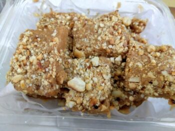 Pacoca Â???? Brazilian Peanut Candy - Plattershare - Recipes, Food Stories And Food Enthusiasts