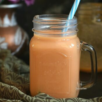 Fruit Punch Lassi - Plattershare - Recipes, Food Stories And Food Enthusiasts