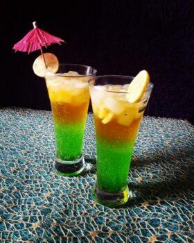 Kiwi Orange Lemonade - Plattershare - Recipes, Food Stories And Food Enthusiasts