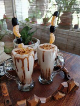 Muesli Soye Banana Milk Shake - Plattershare - Recipes, Food Stories And Food Enthusiasts