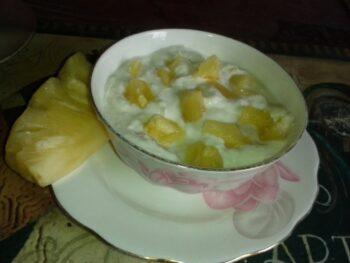 Pineapple Raita - Plattershare - Recipes, Food Stories And Food Enthusiasts