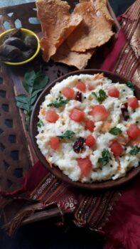 Nadaru Thayir Sadham / Curd Rice - Plattershare - Recipes, Food Stories And Food Enthusiasts